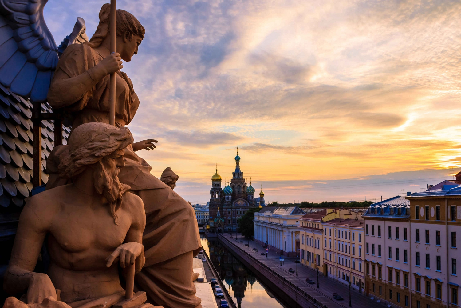 St Petersburg 2-Day Small Group Tour