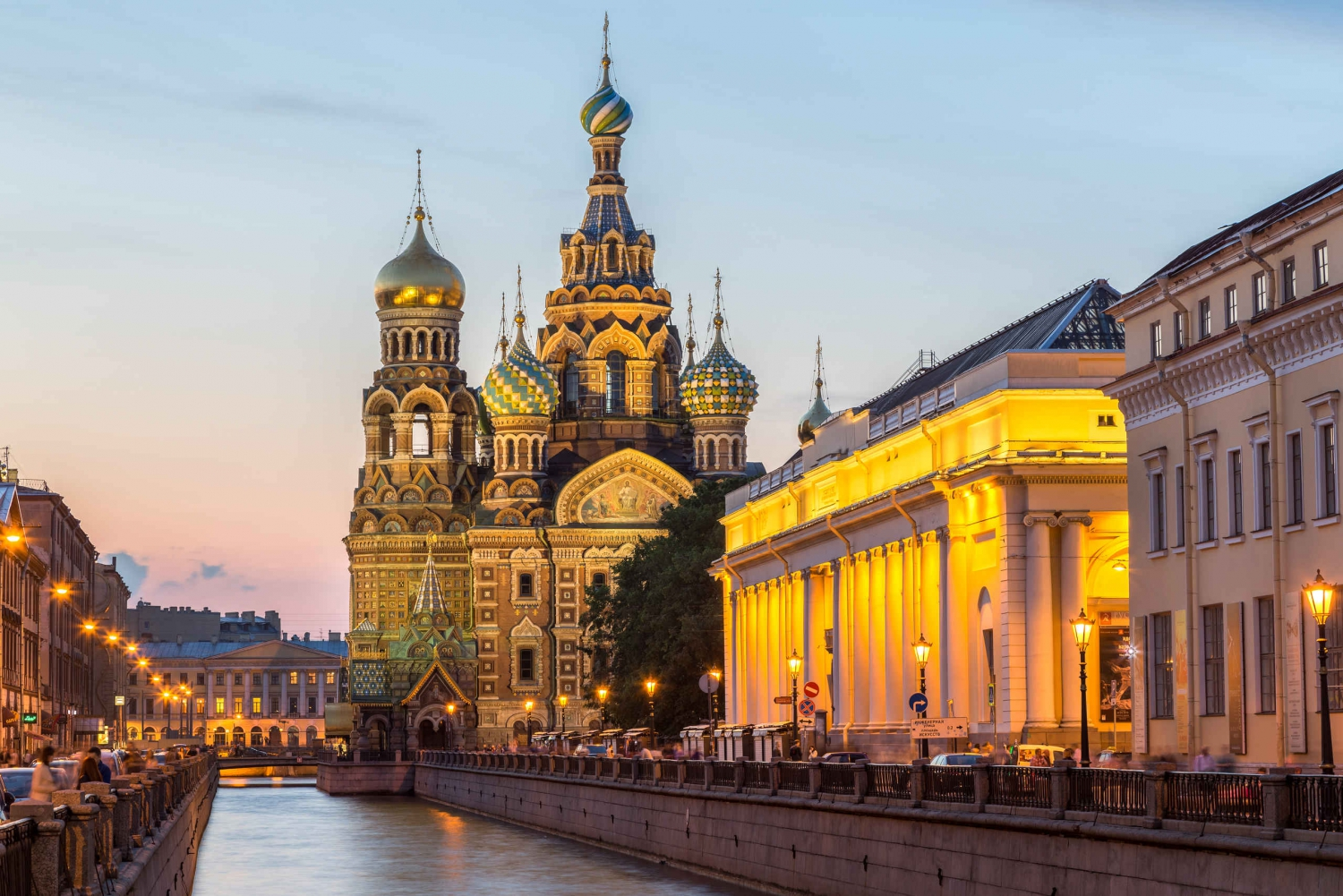 St. Petersburg: 2-Day Visa-Free Group Shore Tour