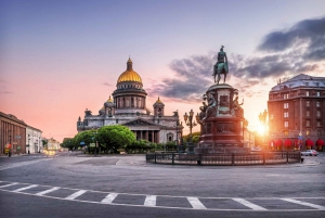 St Petersburg 2-Day Visa-Free Tour and Faberge Museum