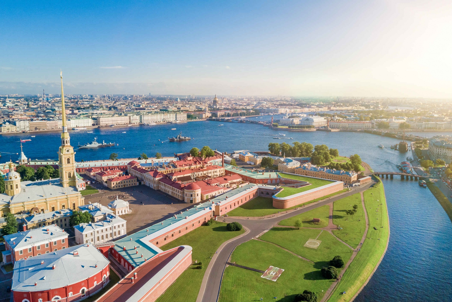 St. Petersburg: 2-Hour Peter and Paul Fortress Tour