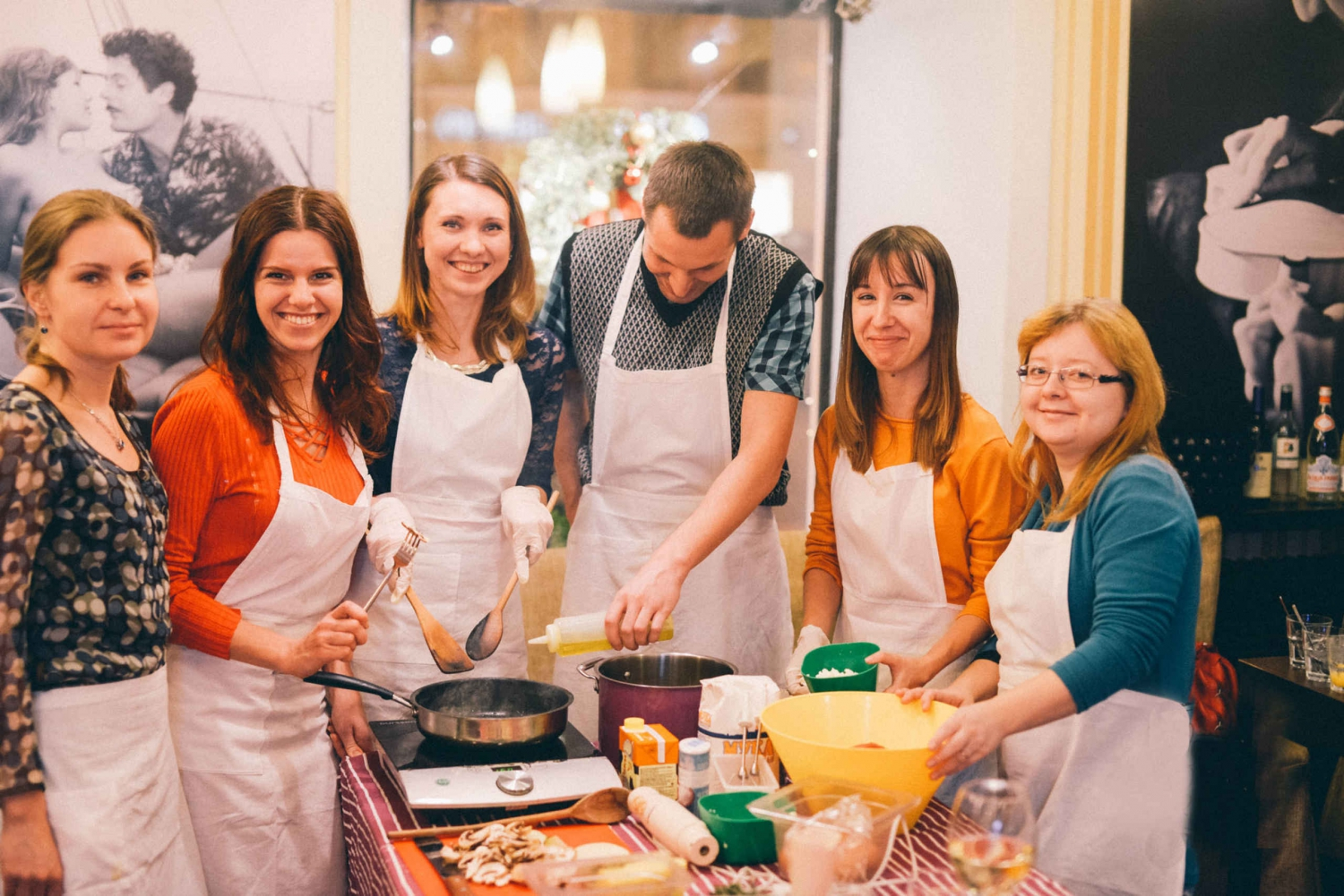 St. Petersburg: 3-Hour Cooking Master Class