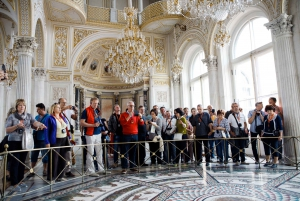 St. Petersburg: 3-Hour Hermitage Skip-the-Line Private Tour