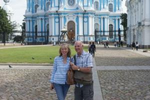 St. Petersburg: 4-Hour Cruise Visa-Free Budget Walking Tour