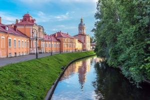 St Petersburg: Alexander Nevsky Lavra Private Tour