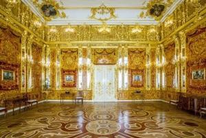 St. Petersburg: Catherine Palace Audio Tour & Ticket