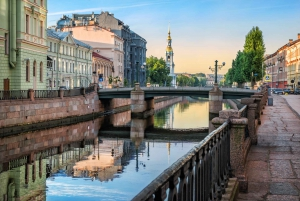 St. Petersburg: City Center Walking Tour