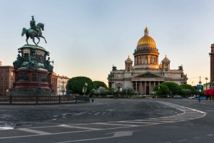 St. Petersburg City Tour with Guide