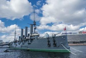 St Petersburg Communist Revolution Tour with Smolny Visit