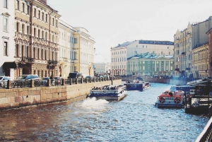 St. Petersburg: Customized Private Walking Tour with a Local