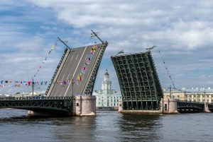 St. Petersburg: Driving Tour with Peter and Paul Fortress