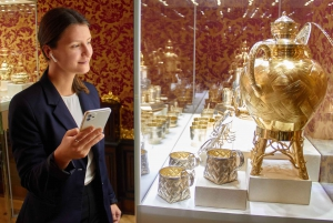 St Petersburg: Fabergé Museum Entry Ticket with Audio Guide
