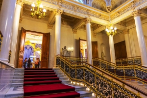 St. Petersburg: Faberge Museum Private Tour & Ticket