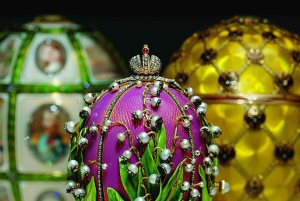 St. Petersburg: Faberge Museum Skip-the-Line Private Tour