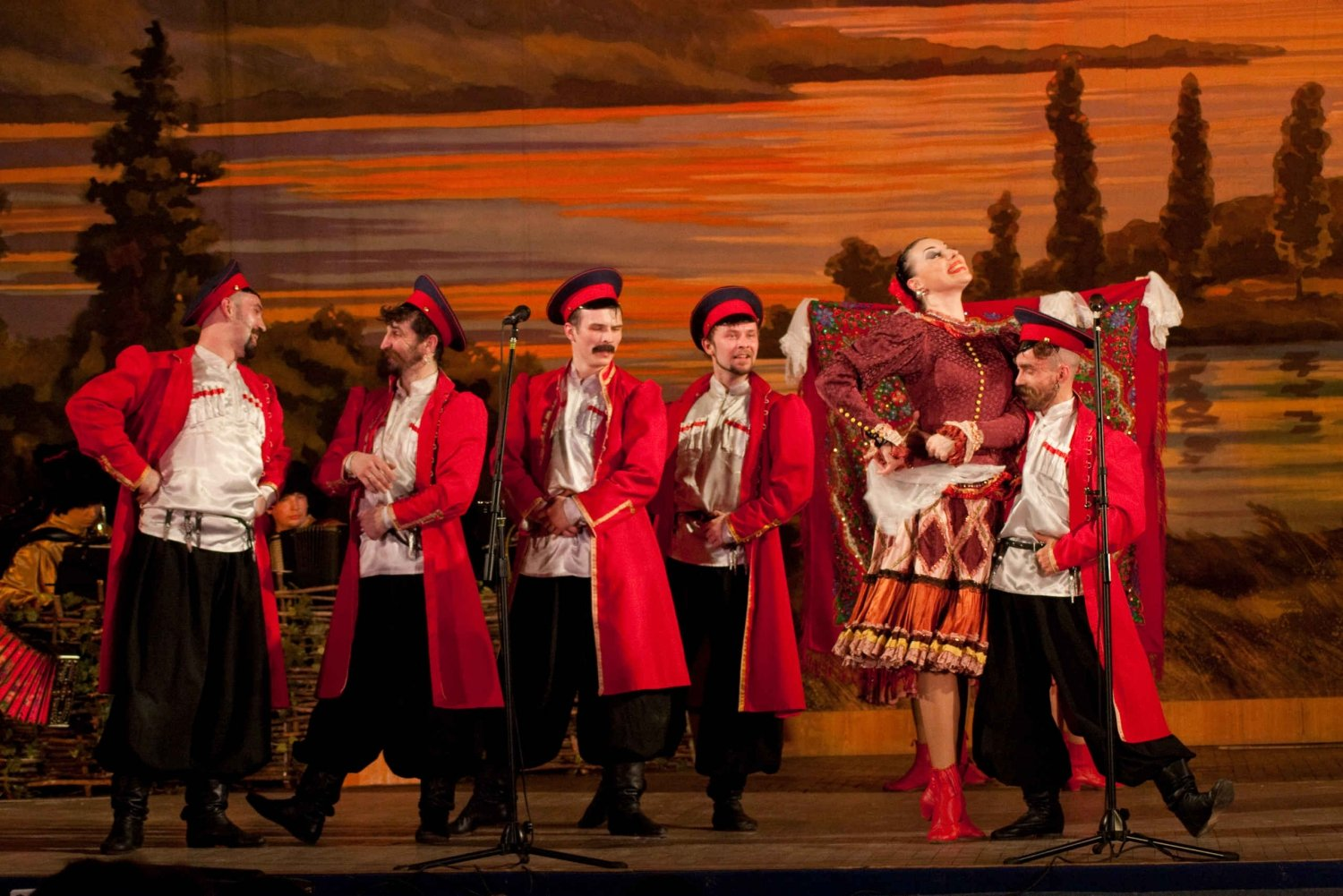 St. Petersburg: Folklore Show