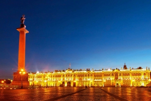 St Petersburg: From the Russian Revolution to Putin Tour