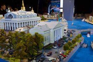 St. Petersburg: Grand Model of Russia Museum Tour