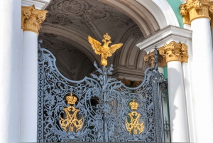 St. Petersburg: Guided Excursion to the Hermitage with Lunch