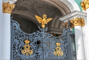 St. Petersburg: Hermitage Museum Guided 3-Hour Tour