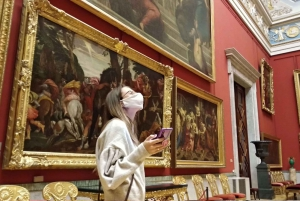St. Petersburg: Hermitage Museum Self-Guided Tour & Tickets