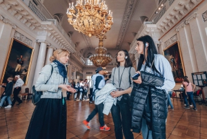 St. Petersburg: Hermitage Museum Skip-the-Line Guided Tour
