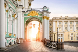 St. Petersburg: Hermitage Tour with Entry