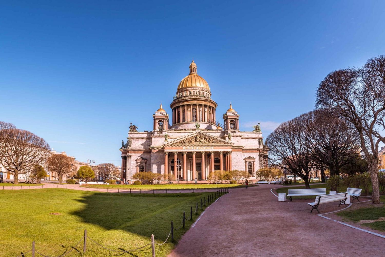St Petersburg Highlight Tour