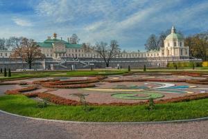 St Petersburg: Imperial Palaces of Oranienbaum Private Tour
