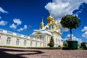 St. Petersburg Imperial Residences Tour
