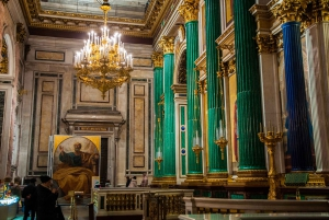 St Petersburg: Isaac's Cathedral Audio Guide & Colonnade