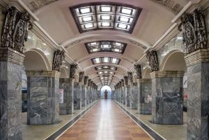 St. Petersburg Metro Tour