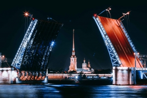 St. Petersburg: Night Cruise with Live Saxophone Music