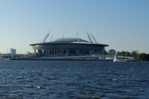 St. Petersburg: Northern Islands Boat Tour in Russian