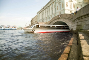 St. Petersburg: 'Northern Venice' Day Boat Tour