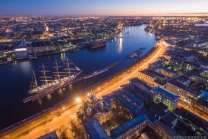 St. Petersburg: Peter & Paul Fortress with Drawbridges Tour