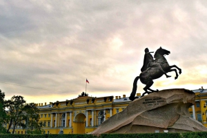 St. Petersburg: Peter the Great Audioguide Walking Tour