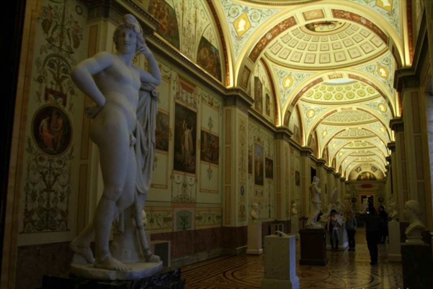St. Petersburg Private 4-Hour Hermitage Museum Tour