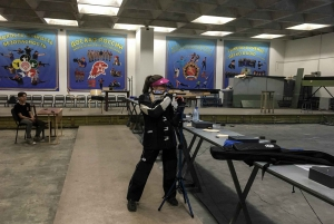 St. Petersburg: Private AK-47 Shooting Experience Tour