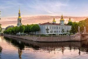 St. Petersburg: Private Canals Speedboat Rental