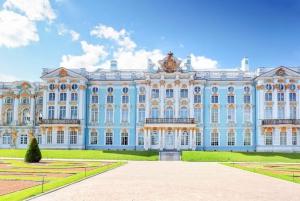St. Petersburg: Private Tour to Pushkin & Catherine Palace