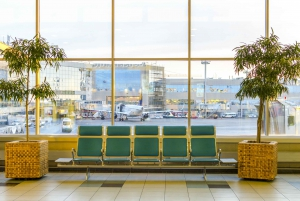 St. Petersburg Pulkovo Airport to City Center Transfer 24hr