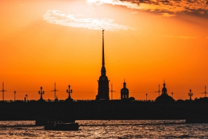 St Petersburg: River Cruise with Live Music