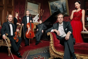 St. Petersburg: Russian Classical Concert and Palace Tour