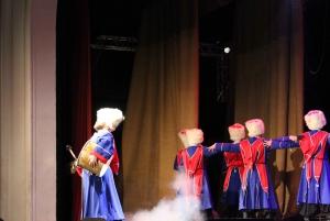 St. Petersburg: Russian Cossacks Show