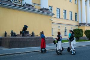 St. Petersburg: Segway Tour Revolutionary St.Petersburg