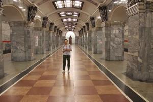 St. Petersburg: Siege of Leningrad Walking Tour