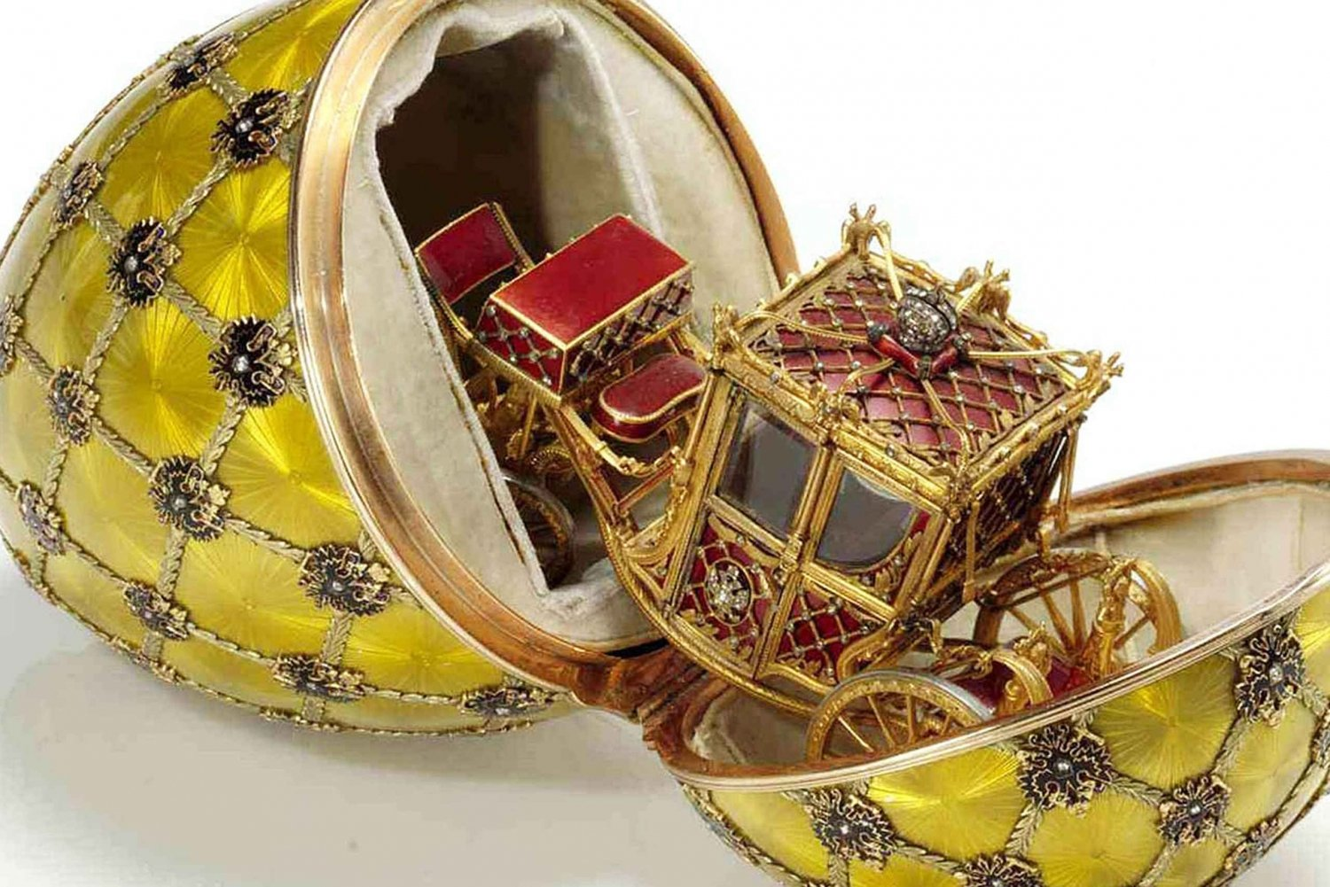 St. Petersburg: Skip-the-Line Private Faberge Museum Tour