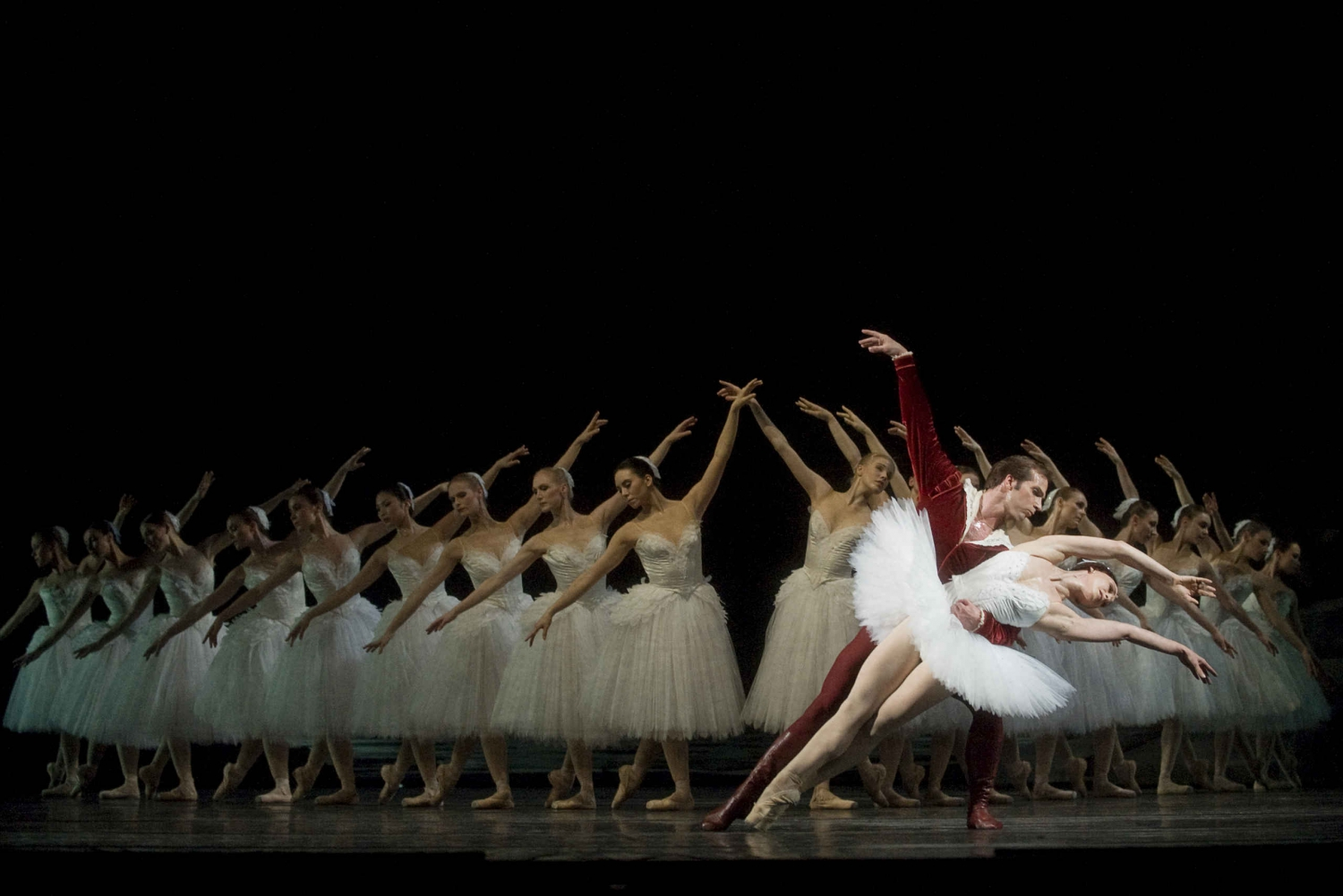 St. Petersburg: Swan Lake Ballet at the Hermitage Theatre