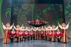 St. Petersburg: Traditional Fairytale Folk Show