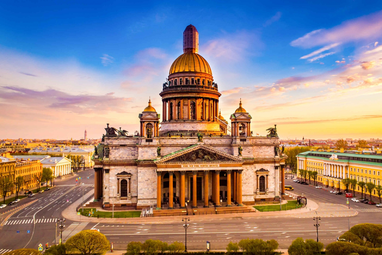St. Petersburg Visa-Free 2-Day Shore Excursion