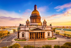 St. Petersburg Visa-Free 2-Day Shore Excursion